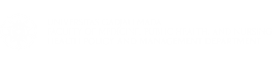 Health Policy and Management UGM